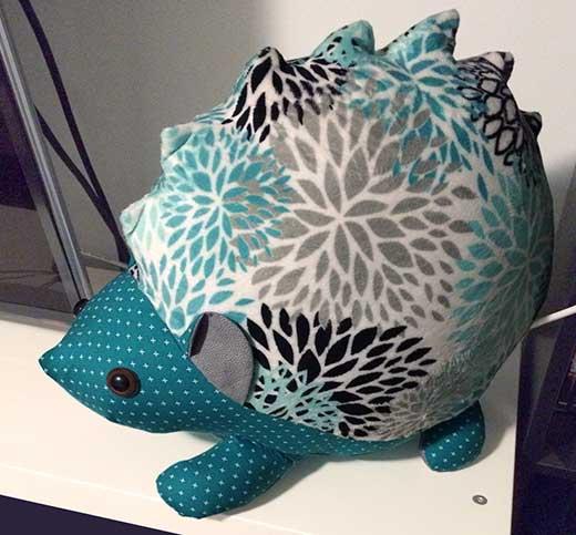 Jenna-Perlick-Hannah-Hedgehog-pattern