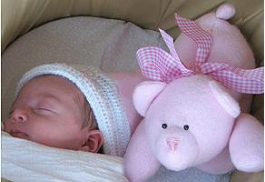 baby teddy bear pattern