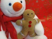 Gingerbread Man free pattern