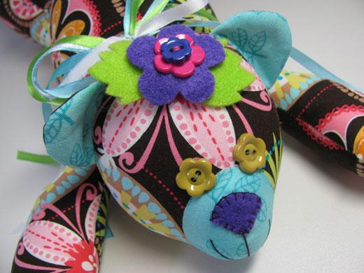 teddy bear fashionablefabrics