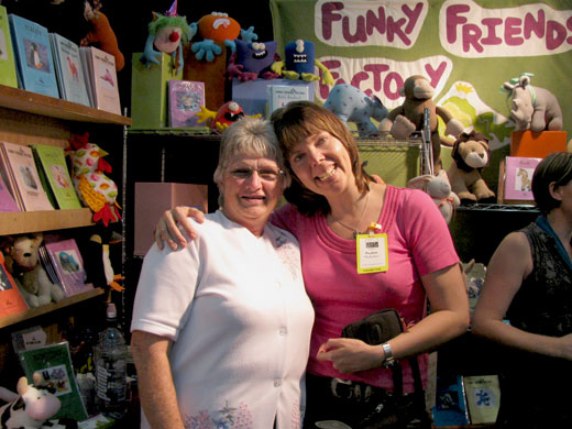 Having a BLAST at the Brisbane Craft and Quilt Fair - 2011 | Funky ... : brisbane craft and quilt fair - Adamdwight.com