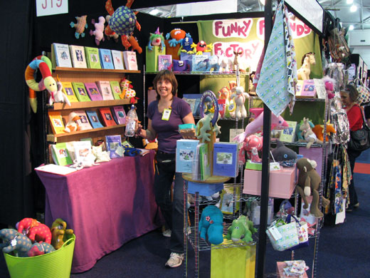 Having a BLAST at the Brisbane Craft and Quilt Fair - 2011   Funky ... : quilt and craft show brisbane - Adamdwight.com