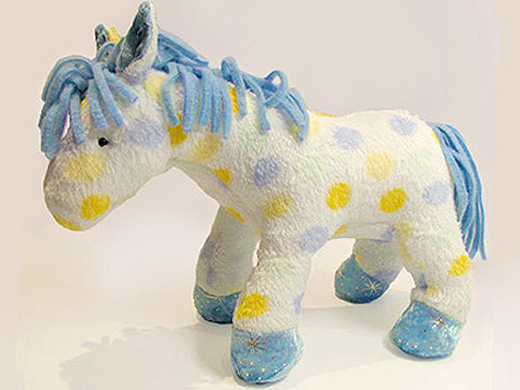 How To Make A Fleece Or Yarnwool Mane For Horsey Funky Friends