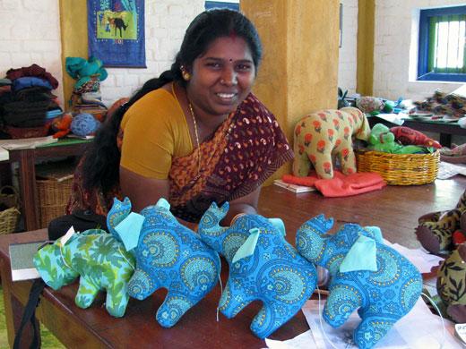 Fair Trade toy design