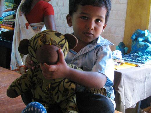 Fair Trade toy needs work