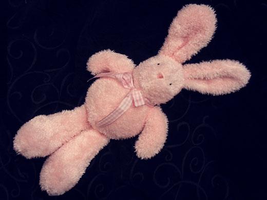 Baby Bunny ALL fake fur