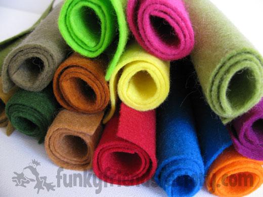 Flt 100 percent wool from Winterwood
