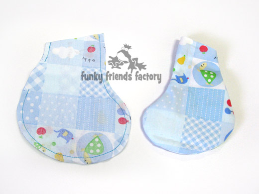 1.Puppy sewing pattern