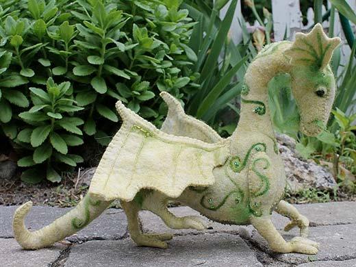 dragon pattern design Jennifer Carson Dragon Charmer