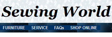 sewing machine service- sewingworldonline