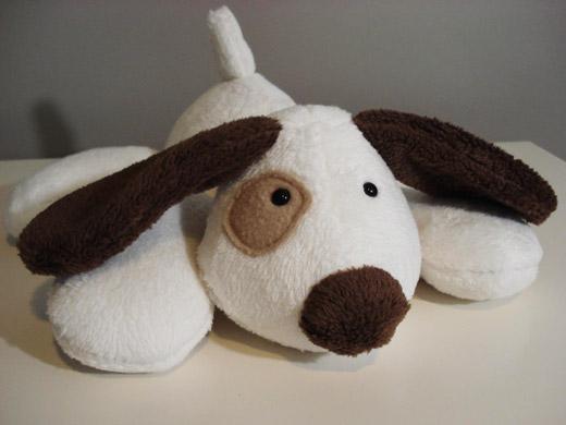 Jack Plush Dog Toy