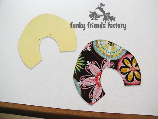 fussy cutting - pattern placement