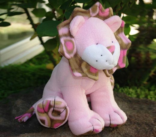 Custom Made Cuddly Critters From Michelles Zoo Funky Friends Factory