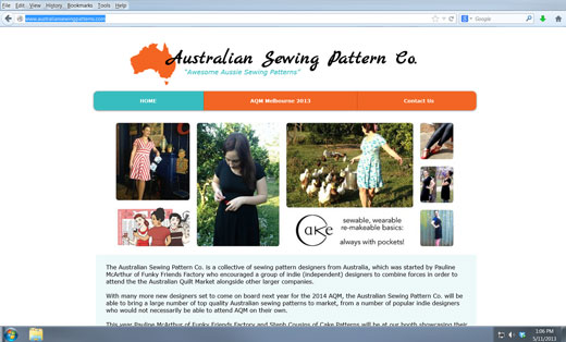 A new Australian Pattern Designers Collective! | Funky Friends Factory