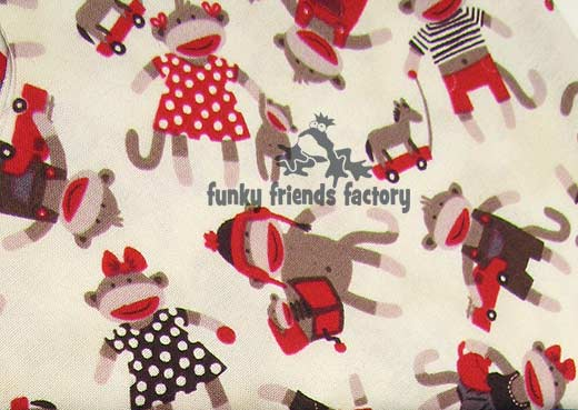 How To Sew A Sock Monkey With No Socks Funky Friends