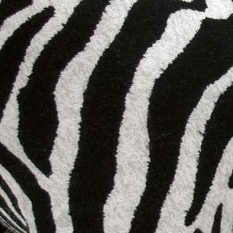 How to make a cute ZEBRA from my HORSE sewing pattern!