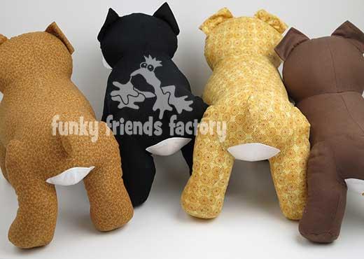 Bulldog-fabric