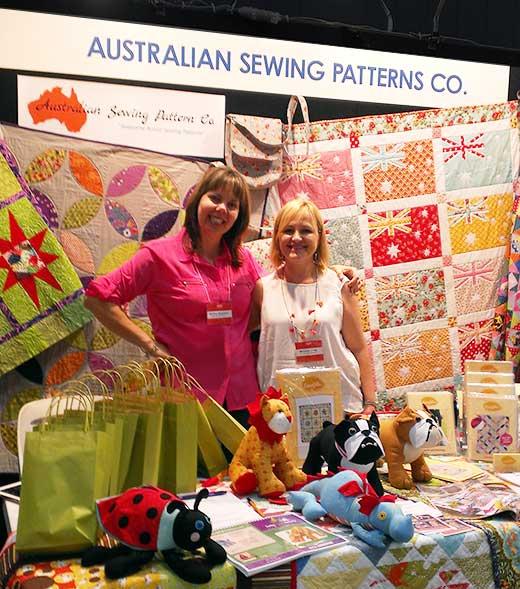 Pauline McArthur, Michelle Long - Australian Sewing Patterns