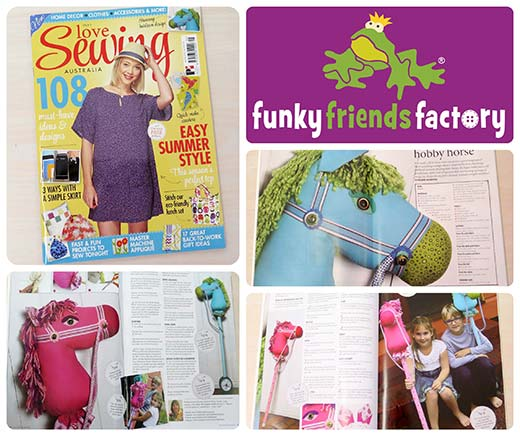 Love Sewing Magazine Issue 5