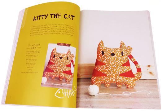 Cat toy pattern