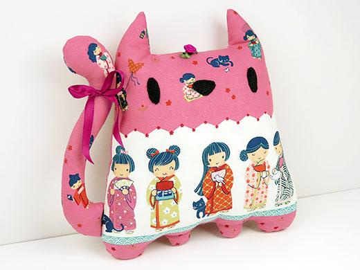 Mariska Vos Bolman cat toy pattern
