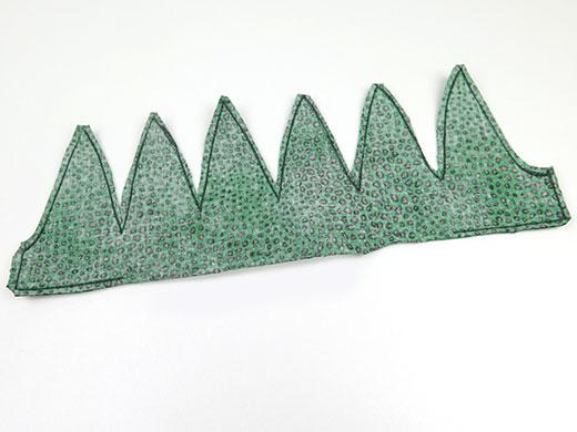 cut out leaf ring