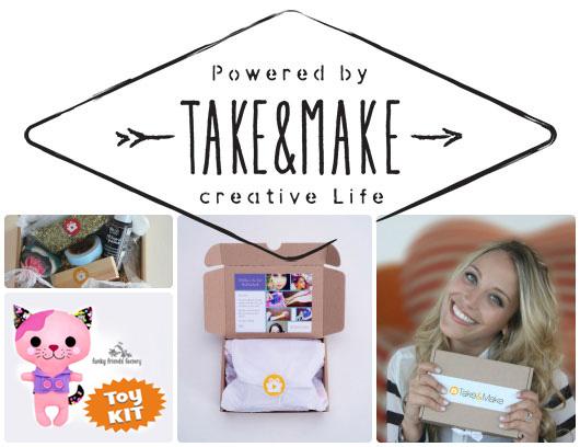 Takeandmake toy kit