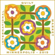 International Quilt Market Minneapolis