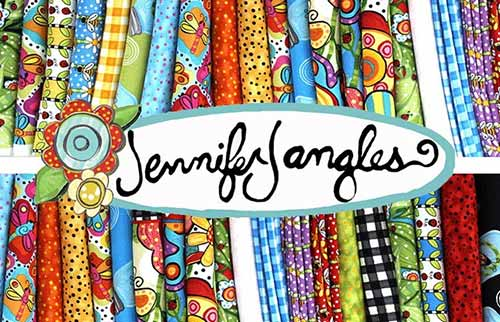 Jennifer Jangles fabric