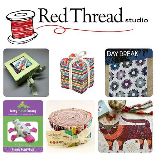 Red Thread Studio - Funky Friends Factory stockist