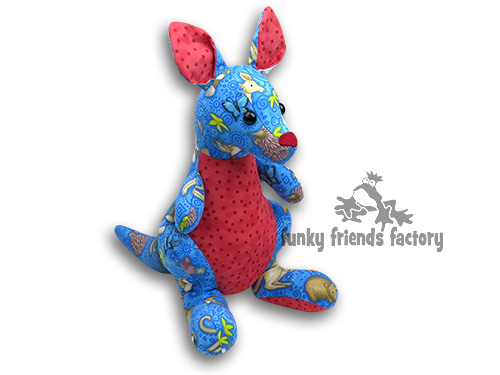 baby kangaroo sewing pattern
