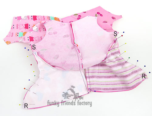 picture relating to Free Printable Build a Bear Clothes Patterns identify How towards sew a memory toy keepsake teddy undergo Funky Close friends