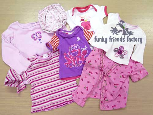 baby clothes bear