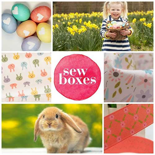March Sew Box - Easter