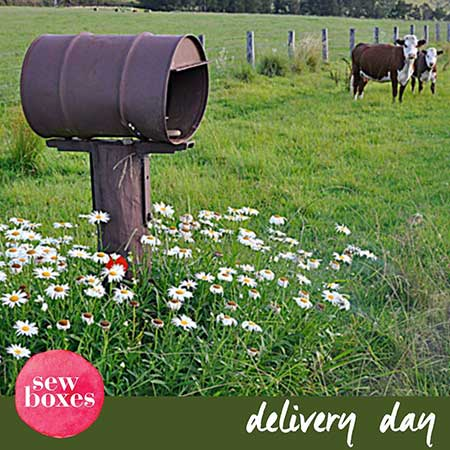sew box delivery March
