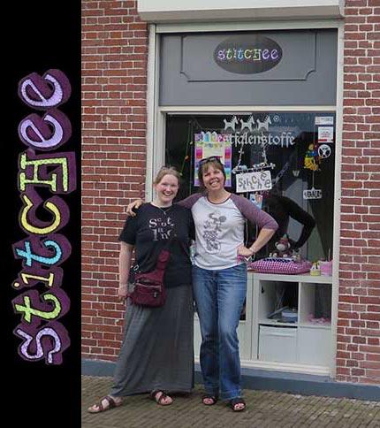 Stitchee shop Oud Beijerland Netherlands