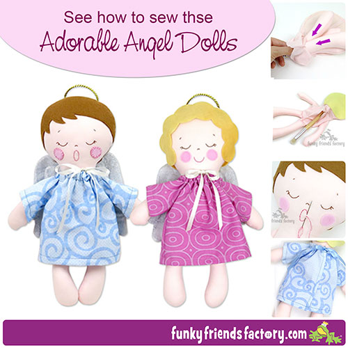 Angel-Doll-Pattern-Tutorial-Collage