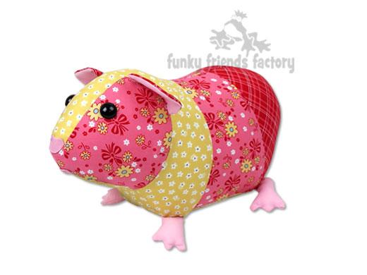 guinea pig soft toy