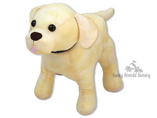 Labrador Toy Pattern