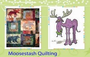 Moosestash Quilting Washington