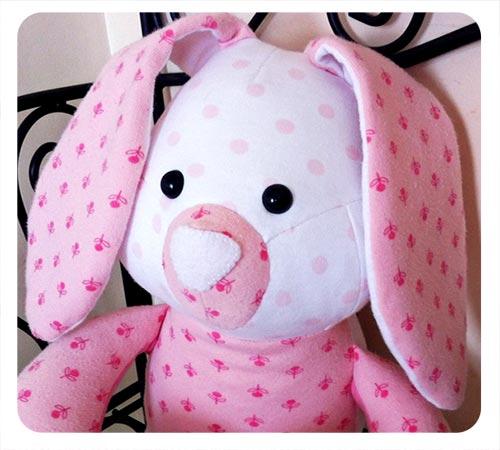 Keepsake Bunny Toy