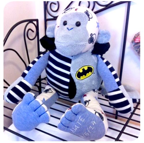 Monkey Keepsake Toy