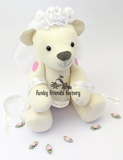 Wedding Bear - Bride