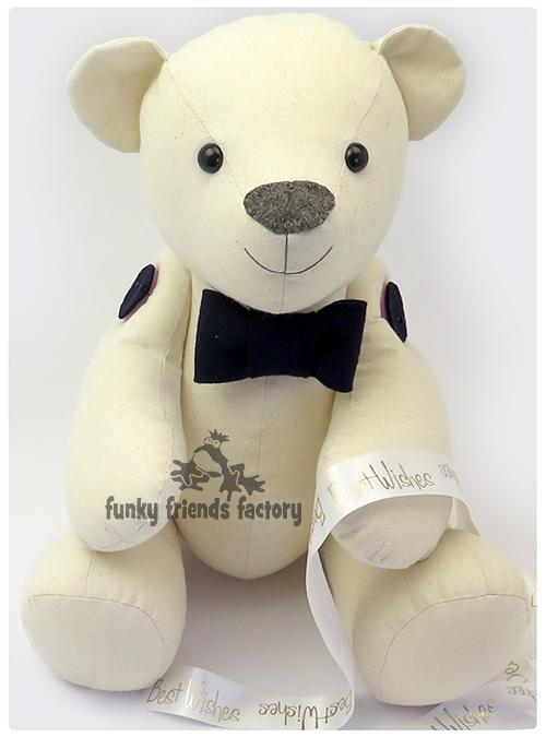 Wedding Bear - Groom