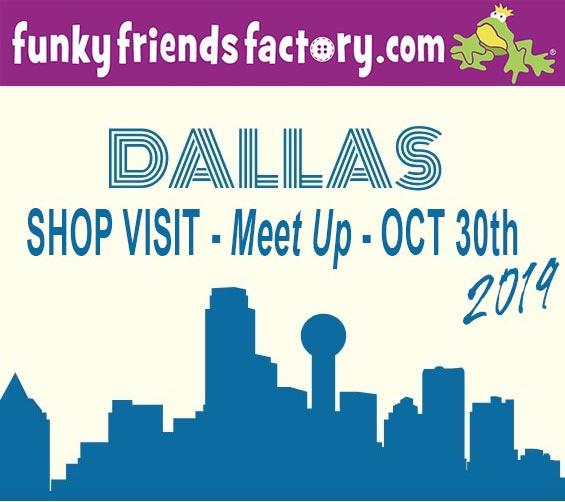 Sew Let's Quilt This Store visit Dallas