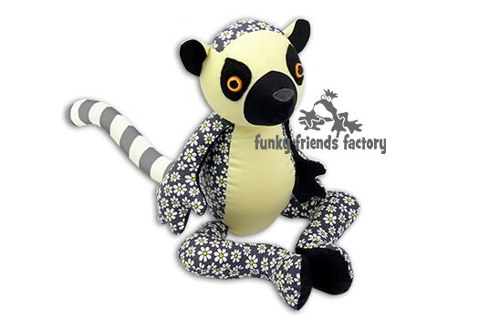 Lemur sewing pattern