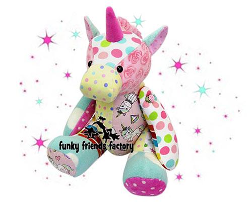 FREE Unicorn Keepsake Pattern to sew in Lockdown!