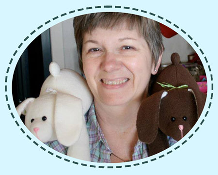 Dawn - Grin and Bear It Keepsakes Memory Bears & More