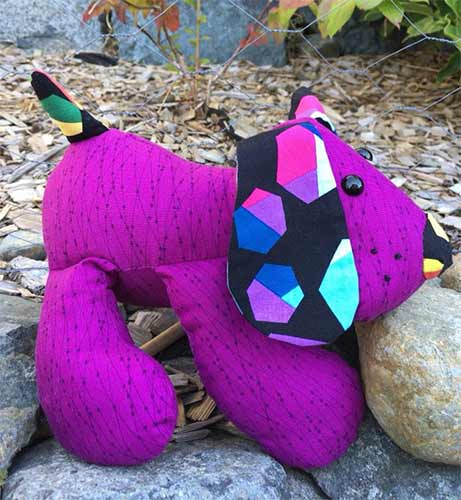 October MAKER OF THE MONTH wins a FREE Funky Friends Factory Pattern!