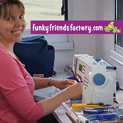 Sewing soft toys by hand or by machine?